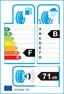 etichetta europea dei pneumatici per Achilles W101 195 60 16 89 H