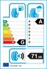 etichetta europea dei pneumatici per Avon Zzr 195 50 16 84 W