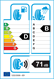 etichetta europea dei pneumatici per Barum Bravuris 5 Hm 225 45 17 91 Y FR
