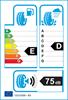 etichetta europea dei pneumatici per Bridgestone Blizzak W995 Multicell 195 70 15 104 R 3PMSF 8PR C M+S