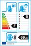 etichetta europea dei pneumatici per Bridgestone Turanza Er300 195 55 16 87 V * BMW FR