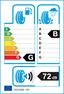 etichetta europea dei pneumatici per Continental Conti4x4sportcontact 275 40 20 106 Y BSW FR XL