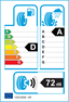etichetta europea dei pneumatici per Continental Contiecocontact 5 195 45 16 84 V FR XL