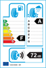 etichetta europea dei pneumatici per Continental Contisportcontact 5P 235 35 19 91 Y FR MO XL