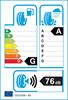etichetta europea dei pneumatici per Continental Crosscontact Uhp 295 35 21 107 Y FR N0 XL