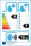 etichetta europea dei pneumatici per continental Cst 17 165 60 20 113 M AO AUDI