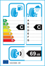 etichetta europea dei pneumatici per Cooper Discoverer S/T Maxx 225 75 16 115 Q