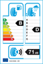 etichetta europea dei pneumatici per Cooper Discoverer  Winter 205 55 16 94 V XL