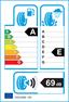 etichetta europea dei pneumatici per cooper Zeon 4Xs Sport 225 55 18 98 V