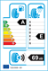 etichetta europea dei pneumatici per cooper Zeon Cs8 205 55 16 91 V