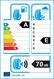 etichetta europea dei pneumatici per cooper Zeon Cs8 225 45 18 95 Y XL
