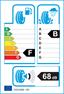 etichetta europea dei pneumatici per Dunlop Sp Sport Maxx Gt 235 40 18 91 Y MFS MO