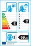 etichetta europea dei pneumatici per Dunlop Sp Winter Sport 3D Ms 225 50 17 94 H * 3PMSF BMW FR M+S