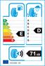 etichetta europea dei pneumatici per Dunlop Sp Winter Sport 3D Ms 205 50 17 93 H 3PMSF AO FR M+S XL