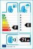 etichetta europea dei pneumatici per Dunlop Sp Winter Sport 3D 225 55 17 97 H 3PMSF BMW M+S RunFlat