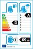 etichetta europea dei pneumatici per Dunlop Sport Maxx Rt 2 205 40 18 86 Y FR XL