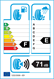 etichetta europea dei pneumatici per Event tyre Ml698+ 215 65 16 98 H
