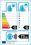 etichetta europea pneumatici falken As200 185 60 15 84 T 3PMSF M+S