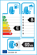 etichetta europea dei pneumatici per falken Euroall Season As210 195 55 16 87 V M+S