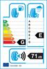 etichetta europea dei pneumatici per Falken Sincera Sn807 145 80 10 69 S