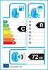 etichetta europea dei pneumatici per Firestone Vanhawk Multiseason 195 60 16 99 H 3PMSF 6PR C M+S