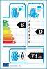 etichetta europea dei pneumatici per Fulda Conveo Tour 2 225 75 16 121 R 12PR C