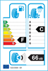 etichetta europea dei pneumatici per Fulda Kr Montero 2 155 70 13 75 T