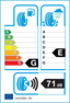 etichetta europea dei pneumatici per General Grabber At 225 75 16 115 S BMW