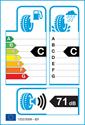 etichetta europea dei pneumatici per Goodride SW601 195 60 15