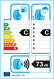 etichetta europea dei pneumatici per Goodride Sw608 205 55 16 91 T 3PMSF M+S