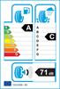 etichetta europea dei pneumatici per Goodyear Eagle F1 Asymmetric 3 Suv 235 55 19 105 W 3PMSF C M+S XL