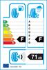 etichetta europea dei pneumatici per Goodyear Eagle Ultragrip Gw-3 245 40 18 97 V XL