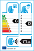 etichetta europea dei pneumatici per Grenlander Icehawke I 195 65 14 89 H 3PMSF B C