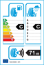 etichetta europea dei pneumatici per gt radial Champiro 175 65 14 82 T