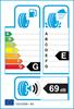 etichetta europea dei pneumatici per Hankook Optimo K715 145 60 13 66 T