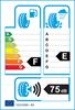 etichetta europea dei pneumatici per Hankook Ventus V12 Evo2 K120 255 45 20 105 Y K1 XL