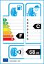 etichetta europea dei pneumatici per Kenda Kr19 205 60 16 96 H XL