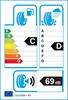 etichetta europea dei pneumatici per Kenda Kr209 Kargotrail 3G 145 80 13 75 N M+S