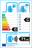 etichetta europea dei pneumatici per Kenda Kr23 165 70 13 79 T