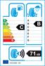 etichetta europea dei pneumatici per kinforest Kf550 235 55 17 99 W C
