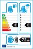 etichetta europea dei pneumatici per Kumho Wintercraft Wp71 235 40 19 92 V 3PMSF M+S