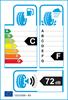 etichetta europea dei pneumatici per kumho Wintercraft Ws51 235 60 18 107 T 3PMSF XL