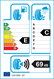etichetta europea dei pneumatici per Lanvigator Snowpo - E, C, 3, 69Db 205 55 16 94 H 3PMSF C XL