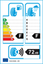 etichetta europea dei pneumatici per Lassa Competus H/L 235 60 16 100 H