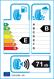 etichetta europea dei pneumatici per Lassa Competus 235 55 18 100 V