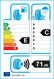 etichetta europea dei pneumatici per Lassa Driveways 185 55 15 82 V
