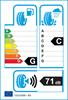 etichetta europea dei pneumatici per Lassa Greenways 165 60 14 75 H