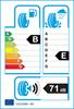 etichetta europea dei pneumatici per leao Nova Force Hp 165 60 14 75 H