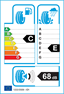 etichetta europea dei pneumatici per marshal Izen Mw15 205 60 16 96 H 3PMSF M+S XL