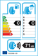 etichetta europea dei pneumatici per Marshal Mh21 185 65 15 88 H